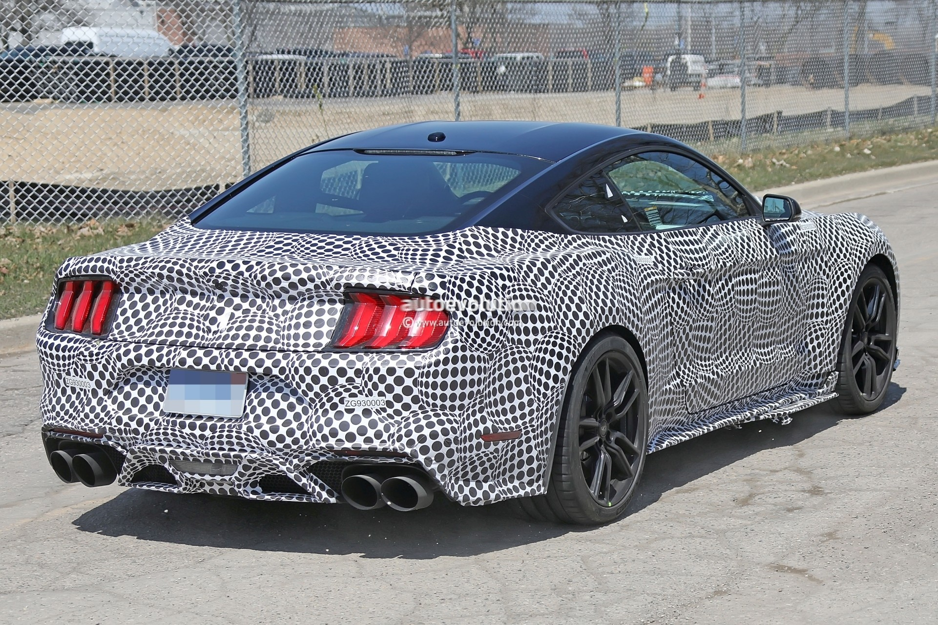 2020 Ford Mustang Shelby Gt500 Rumored To Come Exclusively With Dct