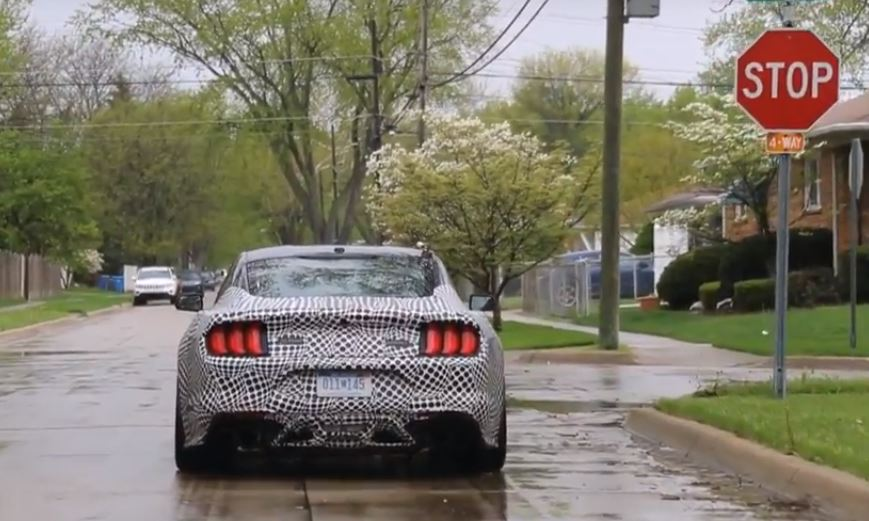 2020 Ford Mustang Shelby Gt500 Vin 001 Heading To Auction