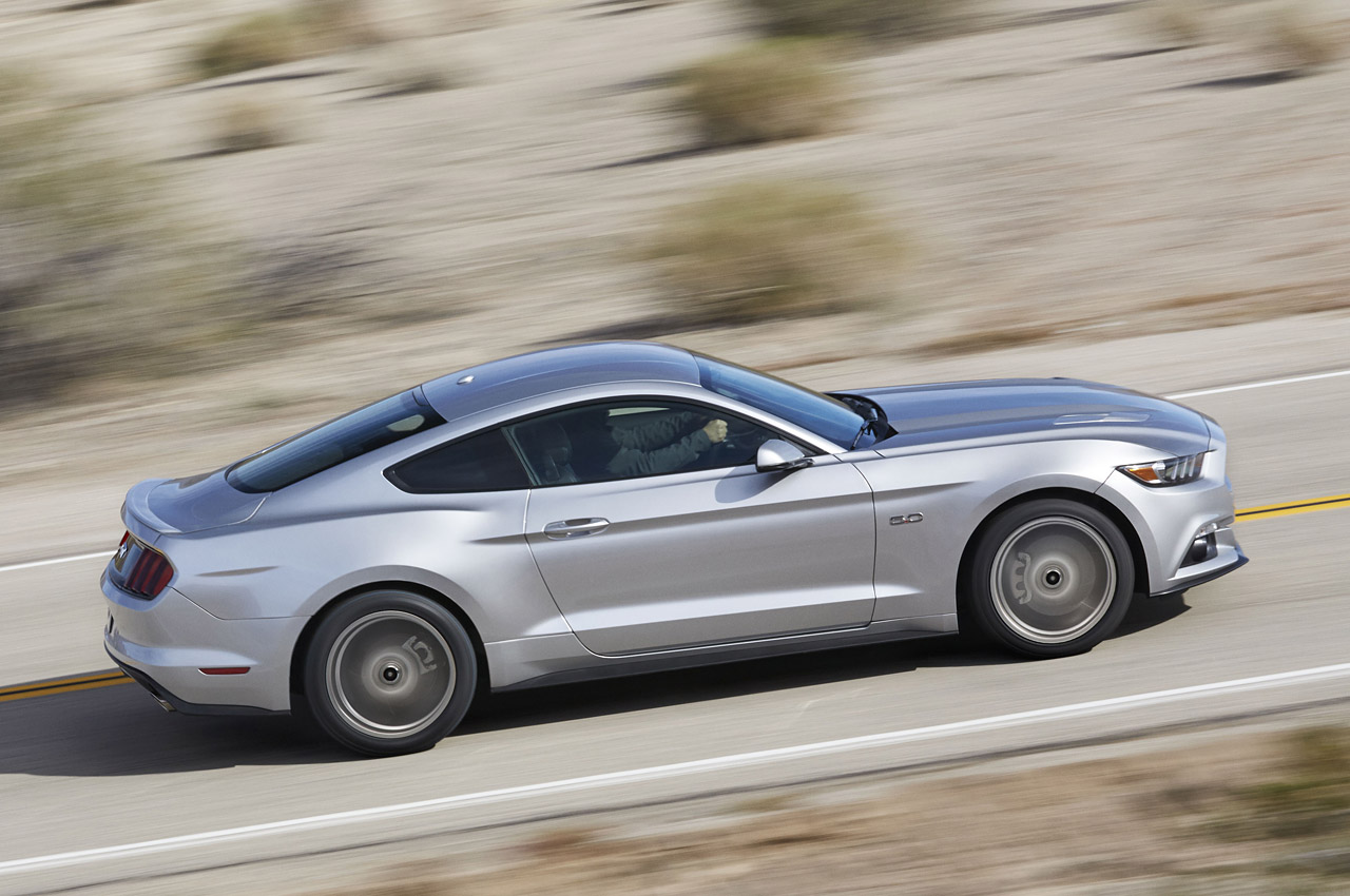 """2020 Ford Mustang Hybrid to Use """"EcoBoost-type Engine ..."""