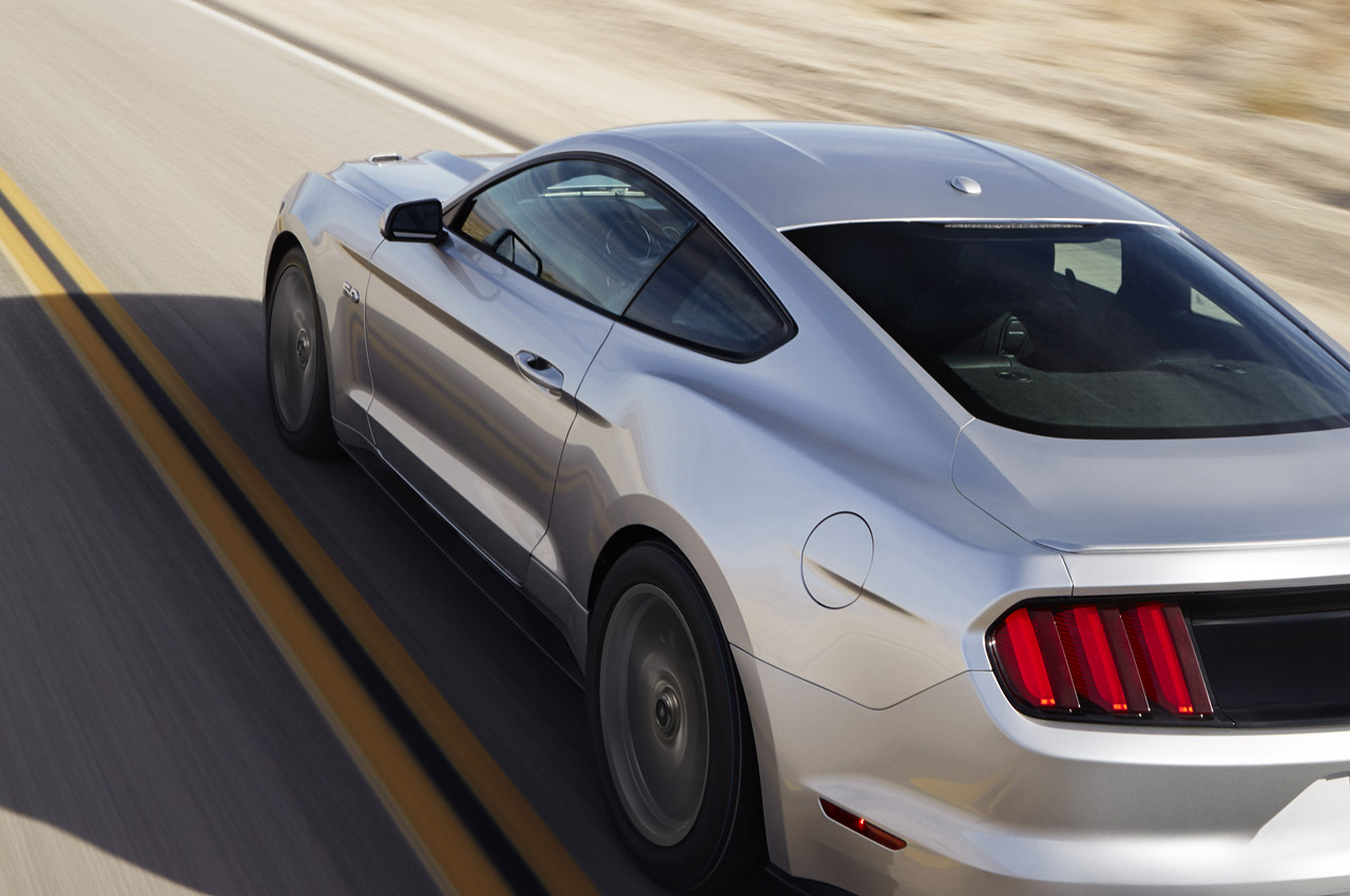 """2017 Mustang V6 >> 2020 Ford Mustang Hybrid to Use """"EcoBoost-type Engine,"""" Twin-Turbo V6 Is Likely - autoevolution"""