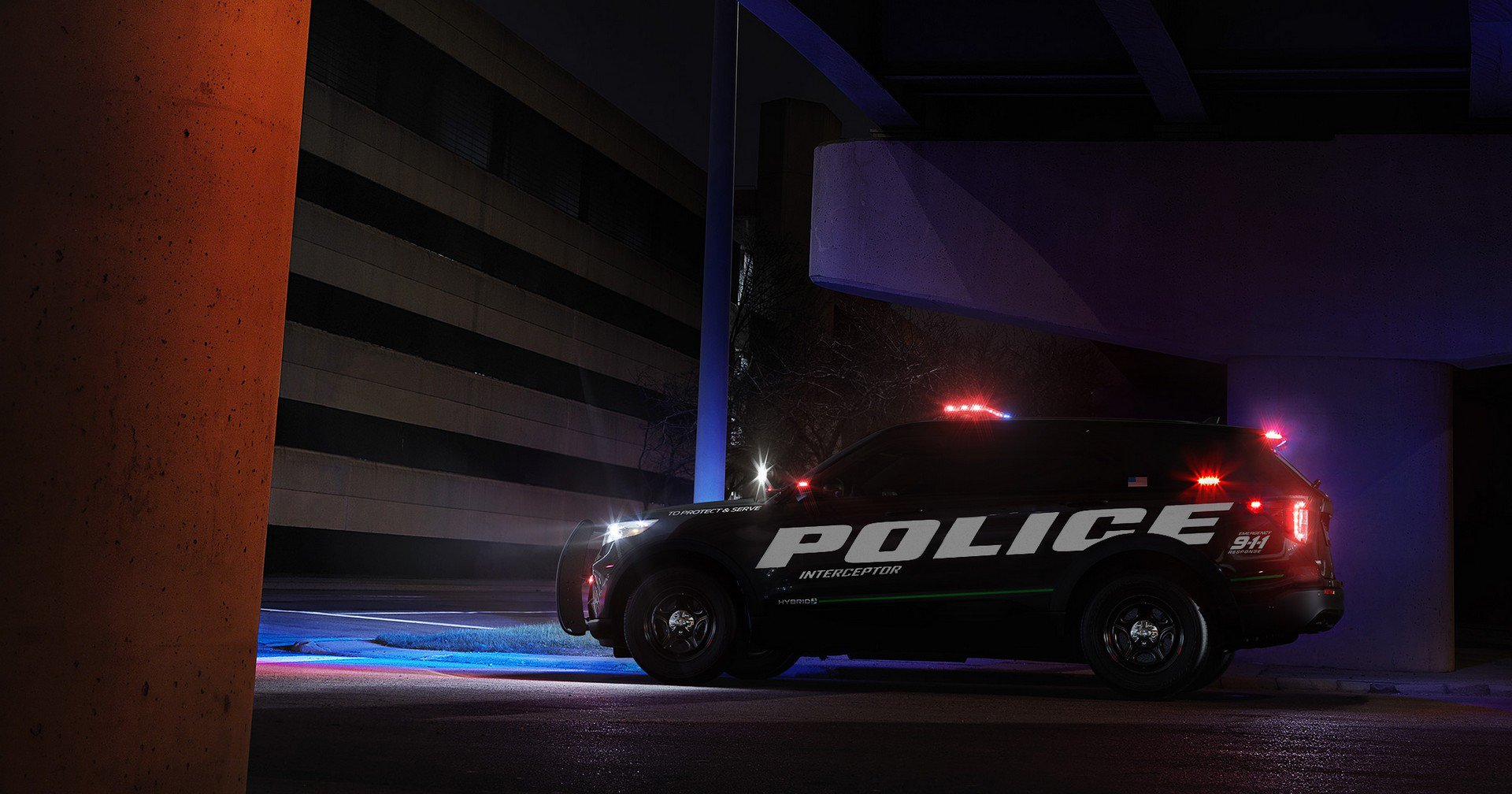 2020 Ford Police Interceptor Utility Hybrid V6 Confirmed ...