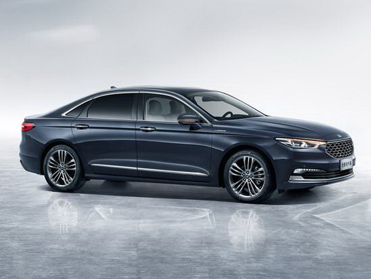 2020 Ford Taurus Unveiled In China - autoevolution