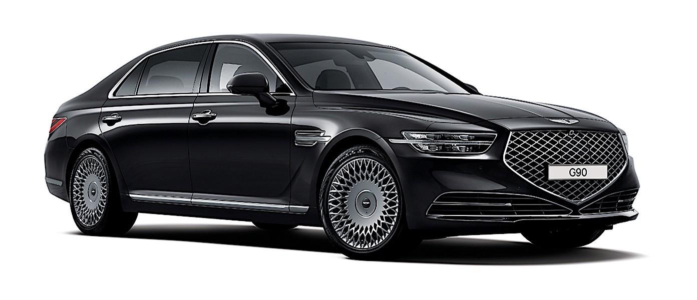 2020 Genesis G90 Sedan Facelift Unveiled First Genesis To