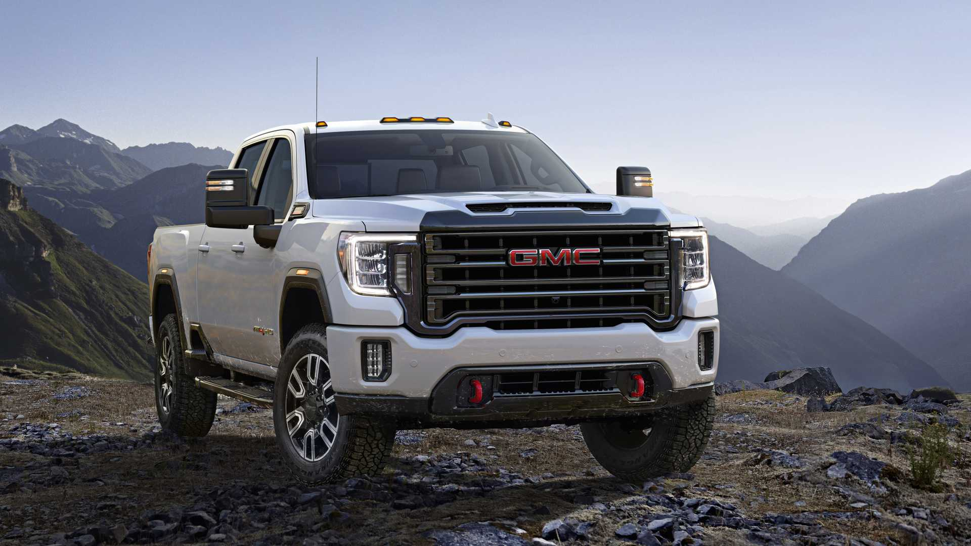 2020 GMC Sierra HD Looks Predictable, Comes With Lots Of ...