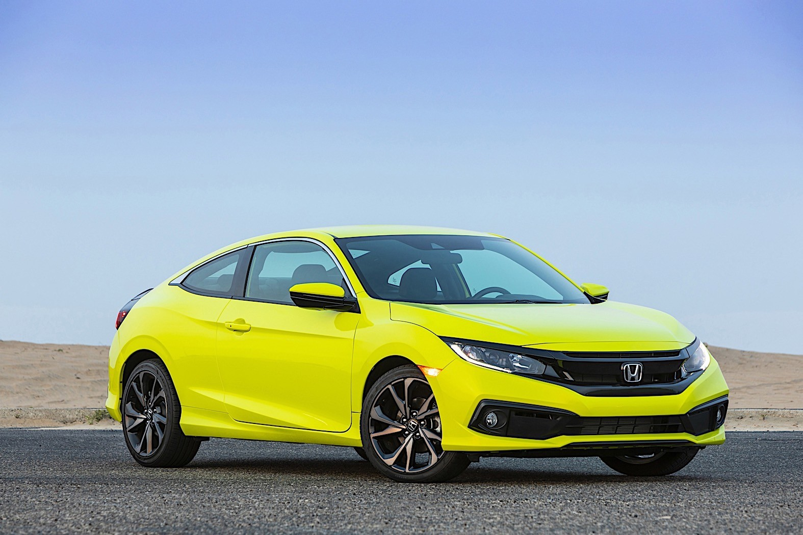 2020 Honda Civic Hits the Market with Minor Price Boost ...