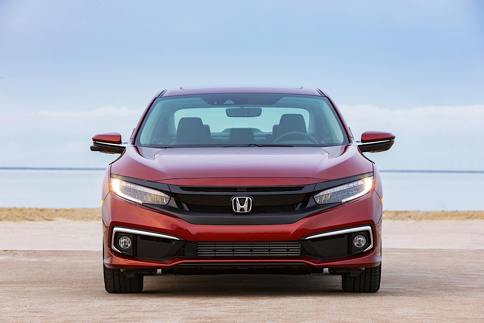 2020 honda civic hits the market with minor price boost
