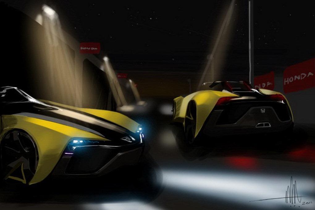Honda Kills all its Future Halo Models - autoevolution