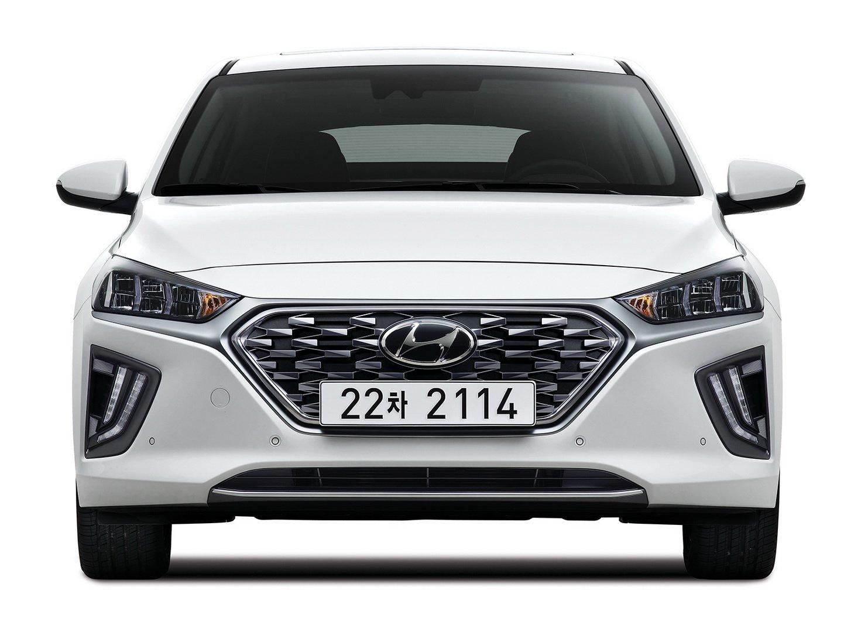 2020 Hyundai Ioniq Electric Gains 38 3-kWh Battery