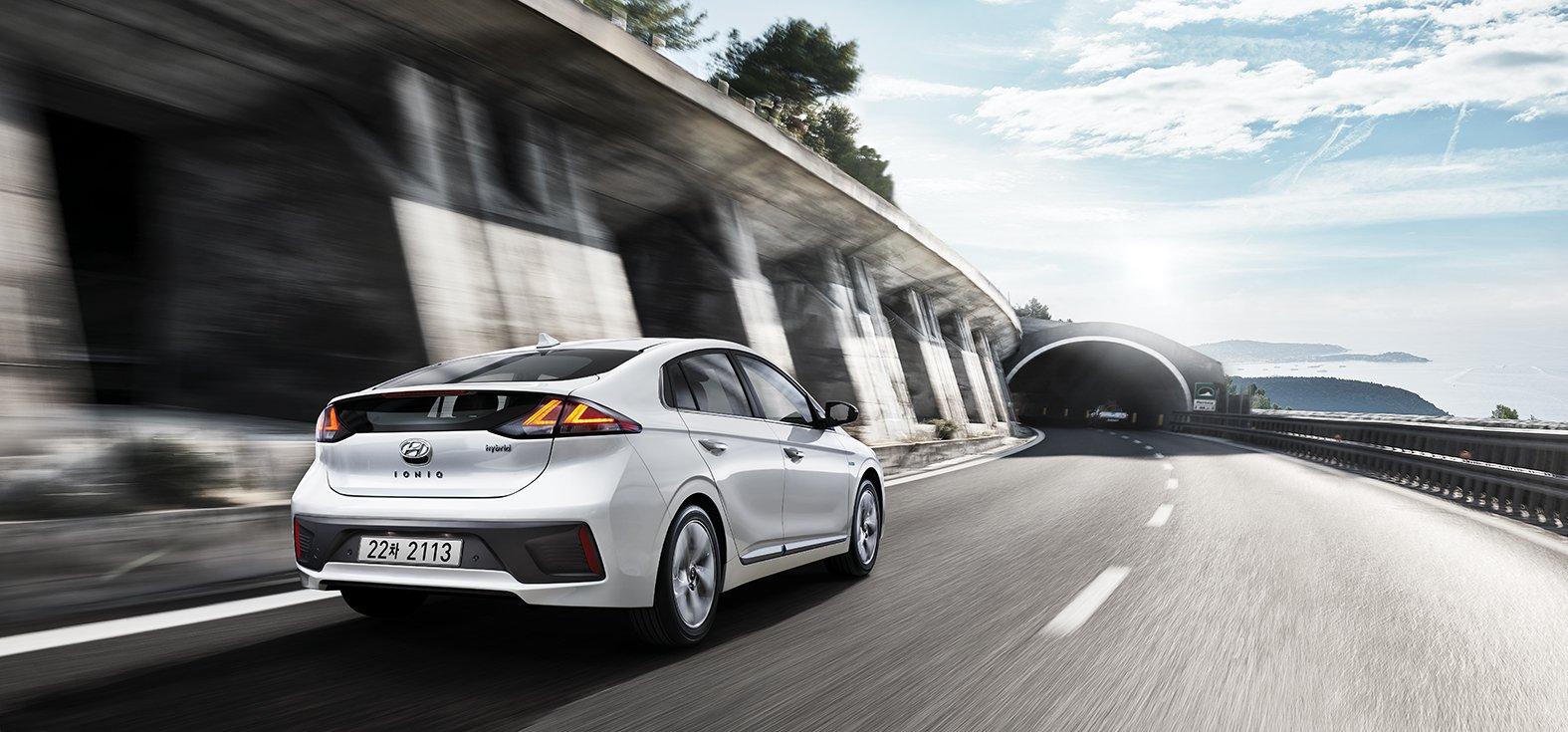 2020 Hyundai Ioniq Adds One-Pedal Driving Capability ...
