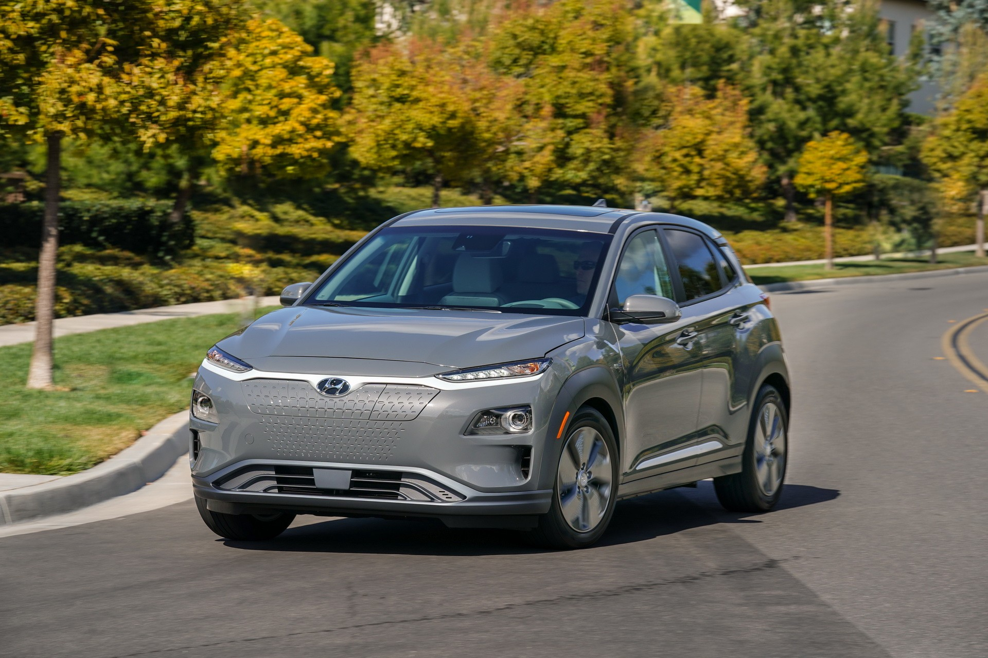 2020 Hyundai Kona Electric Upgraded With 11 Kw Charger