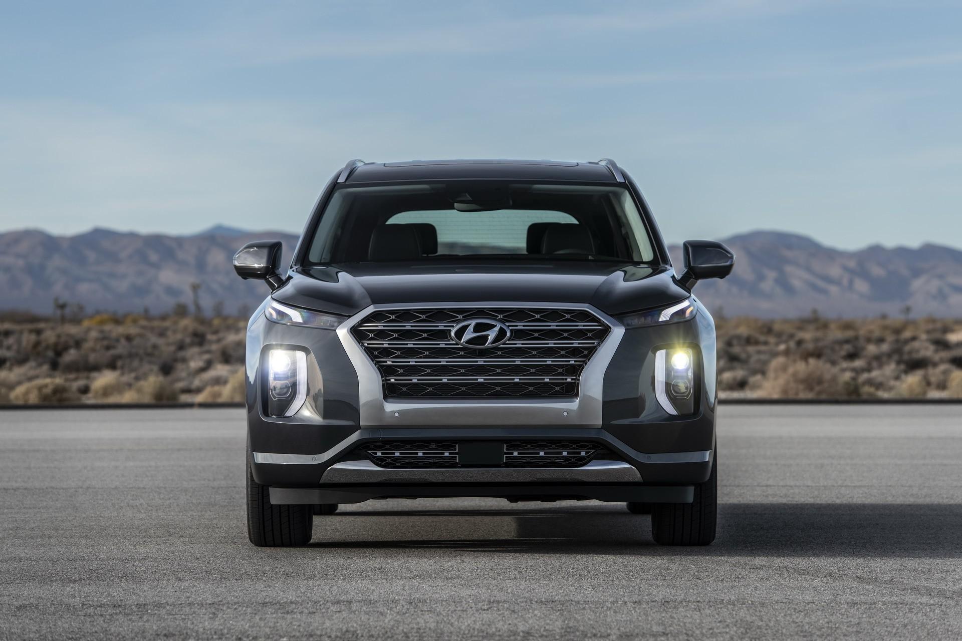 2020 Hyundai Palisade Oozes 8 Seat Crossover Luxury