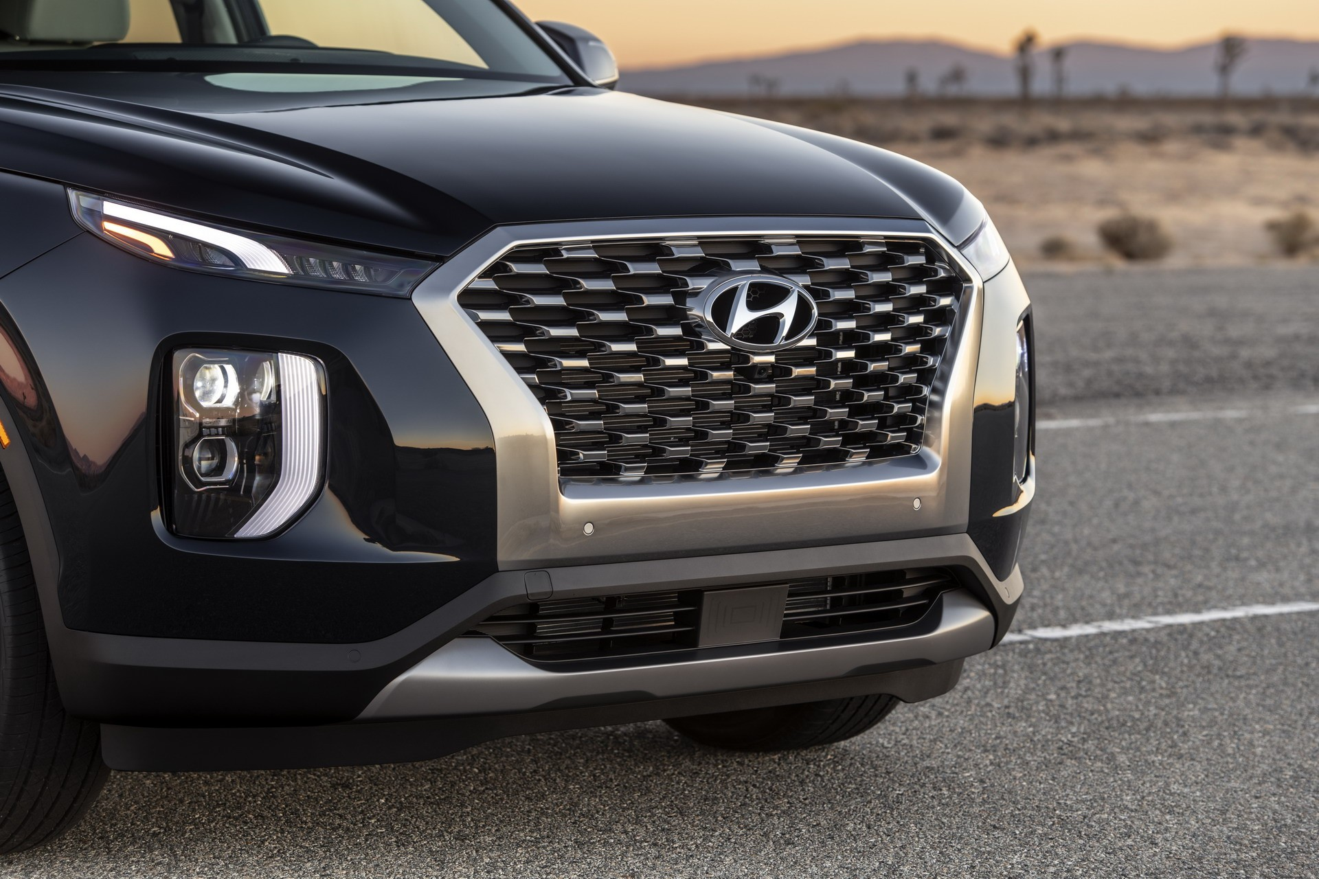 2020 Hyundai Palisade Oozes 8-Seat Crossover Luxury ...