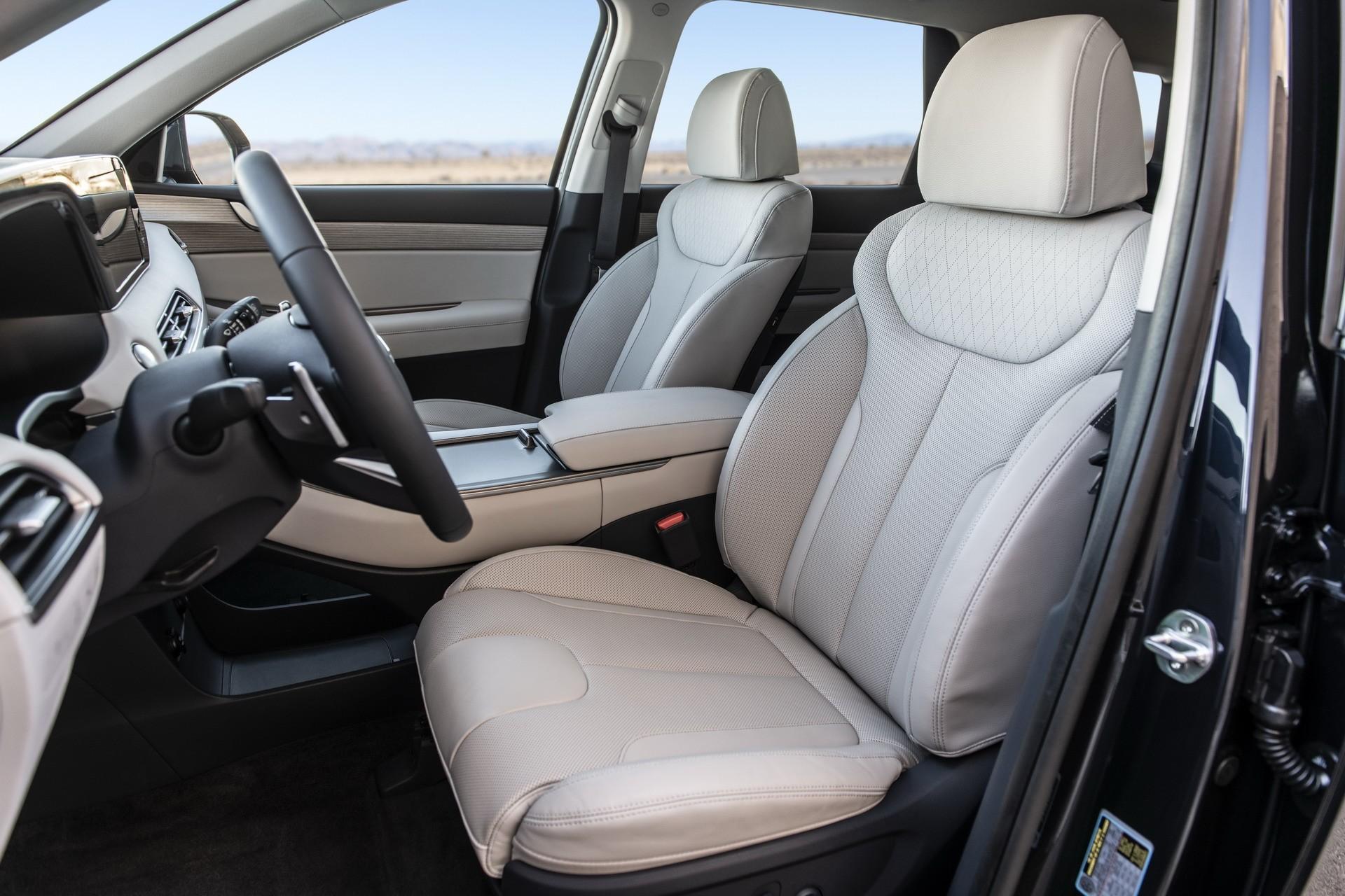 2020 Hyundai Palisade Oozes 8-Seat Crossover Luxury - autoevolution