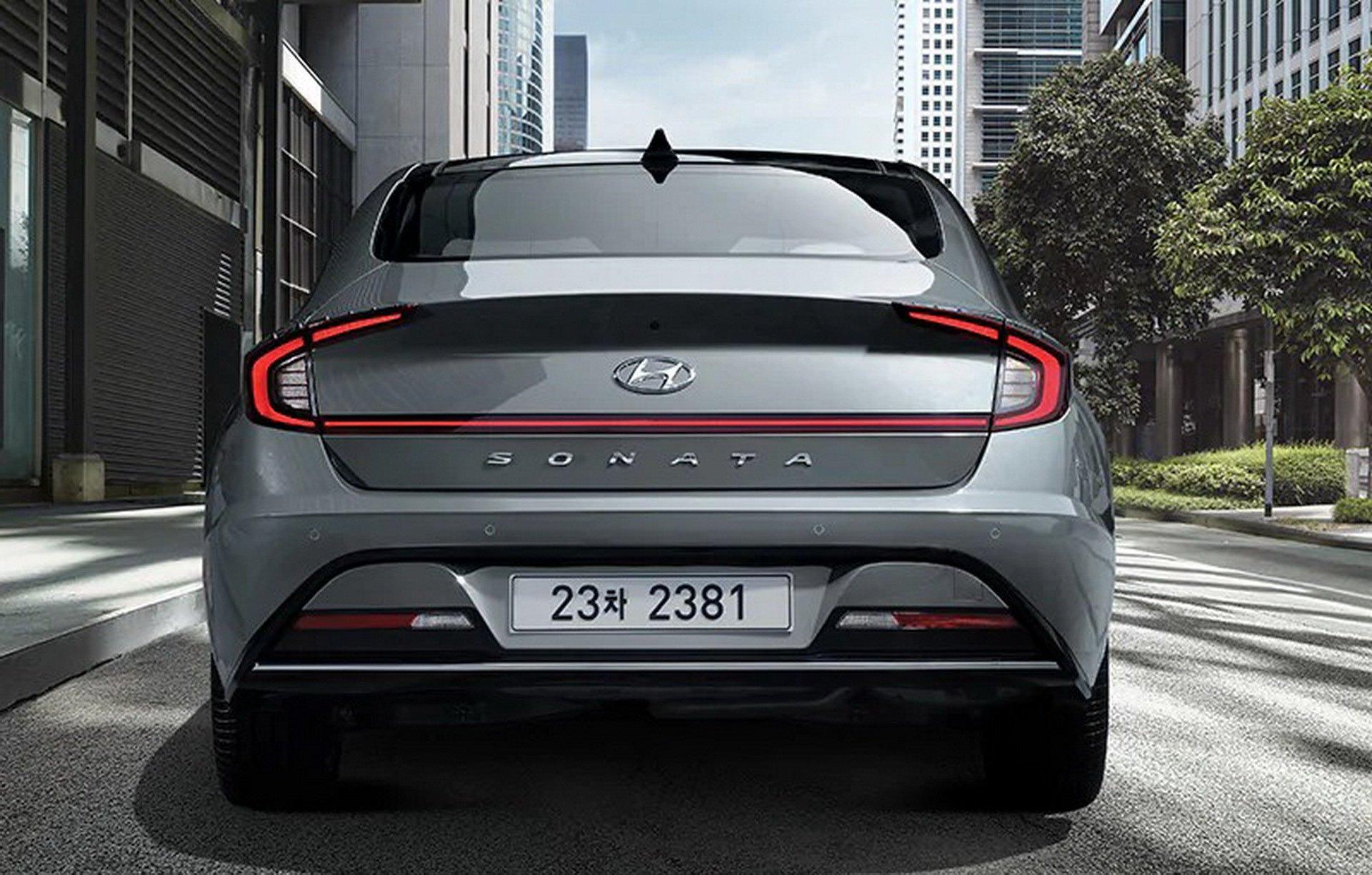 Build A Honda >> 2020 Hyundai Sonata Is Sharper, Plusher, More Technologized Than Ever Before - autoevolution