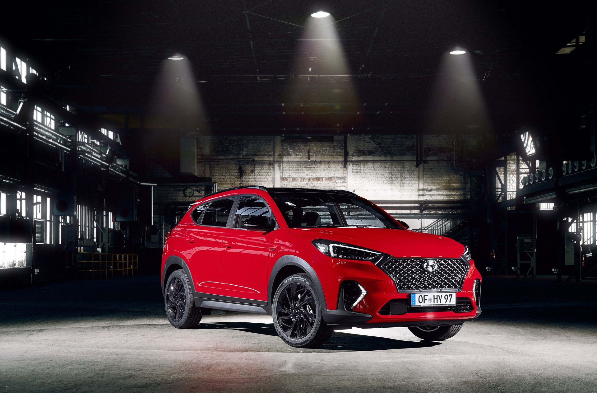 2020 Hyundai Tucson N Line Packs Up To 185 Ps Autoevolution