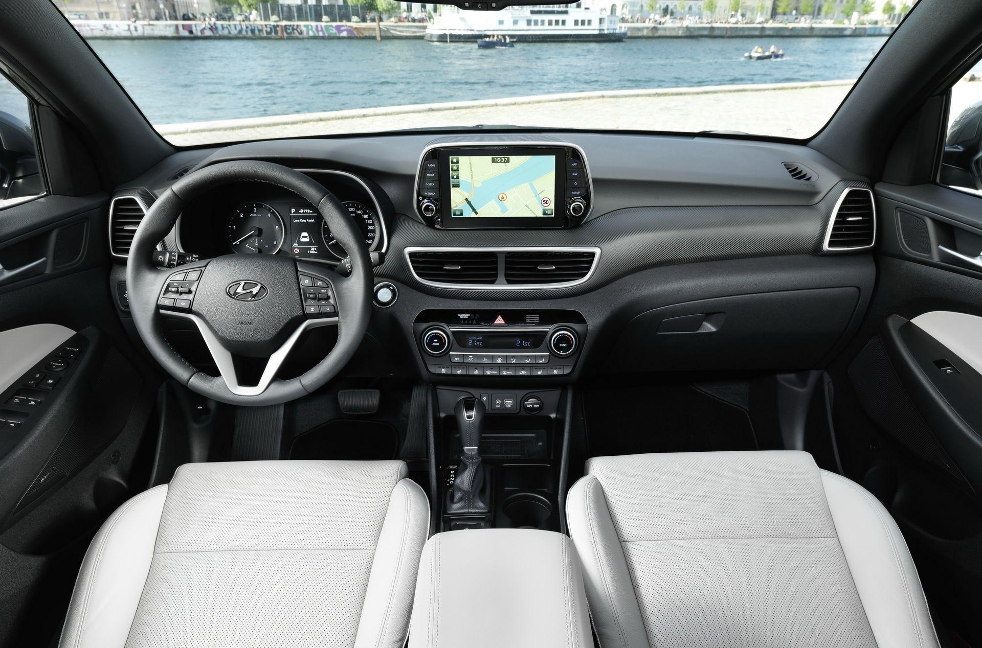 2020 Hyundai Tucson N Line Teased Available With Mild Hybrid Turbo