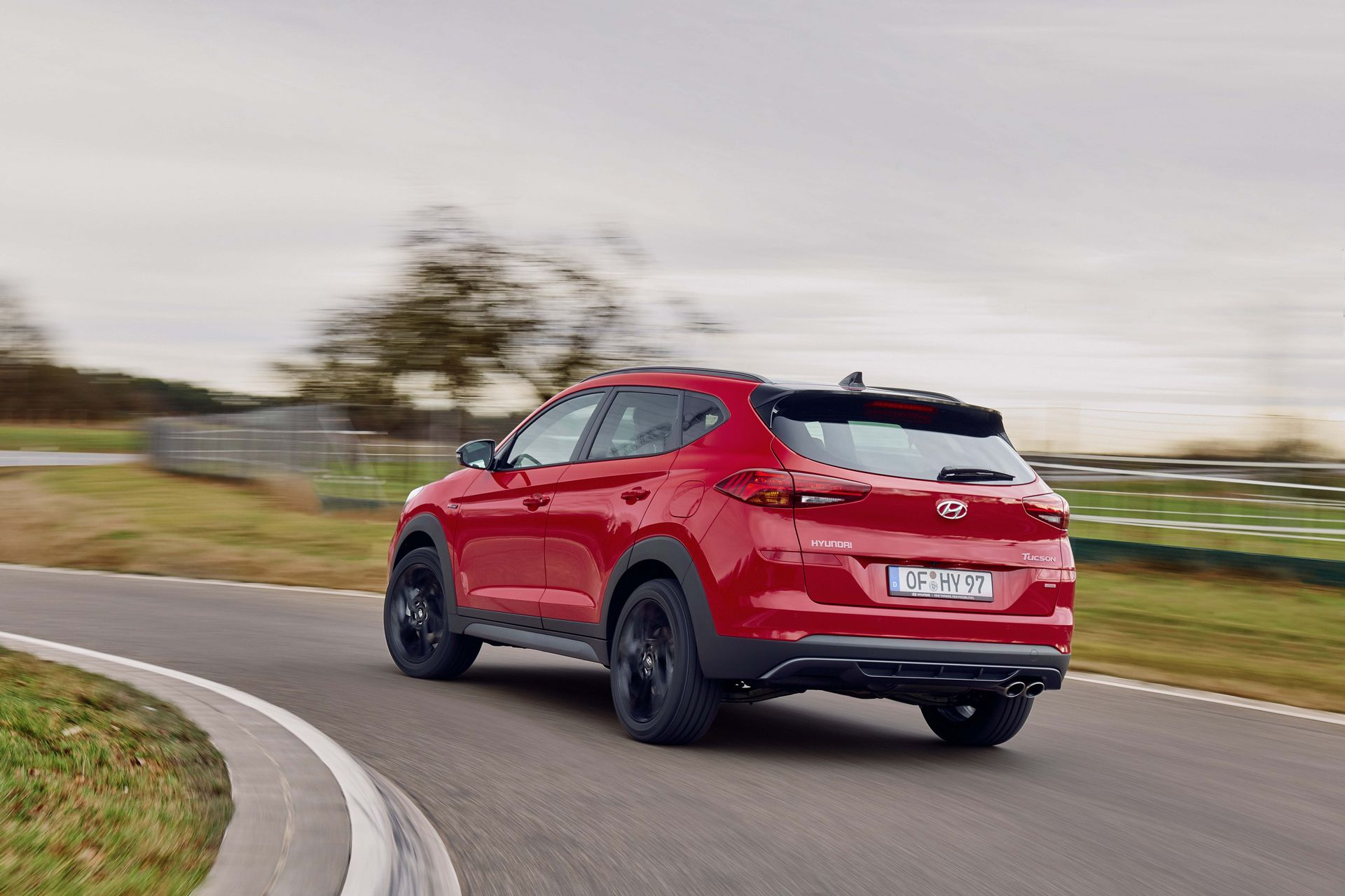 2020 Hyundai Tucson Refreshed With New Colors Repackaged Content