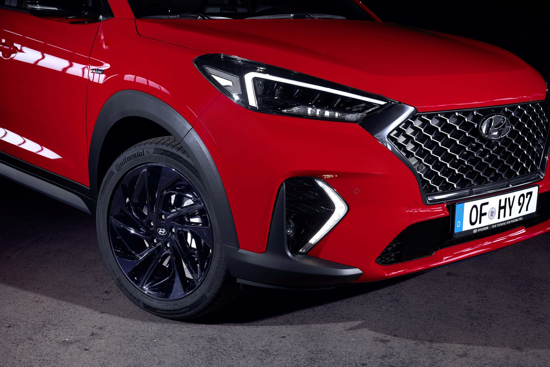 2020 Hyundai Tucson Colors.2020 Hyundai Tucson Refreshed With New Colors Repackaged