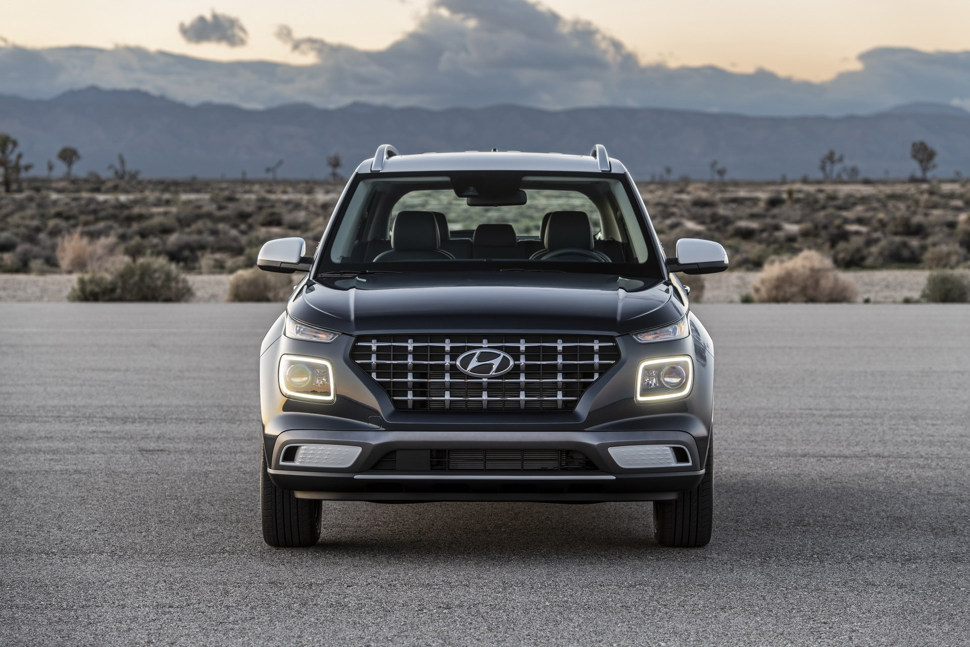 Hyundai Venue shrinks the SUV (and its price tag)