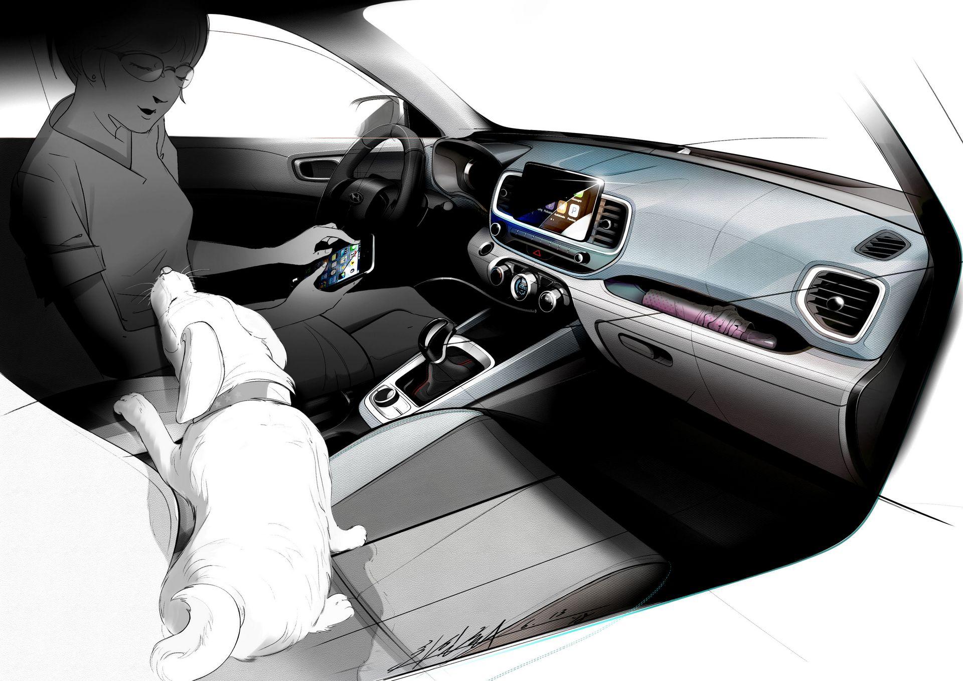 2020 Hyundai Venue Looks Predictable In Official Design