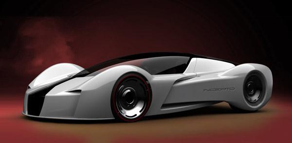Infiniti Q50 Tires >> 2020 Incepto Sportscar Concept Photos Released - autoevolution