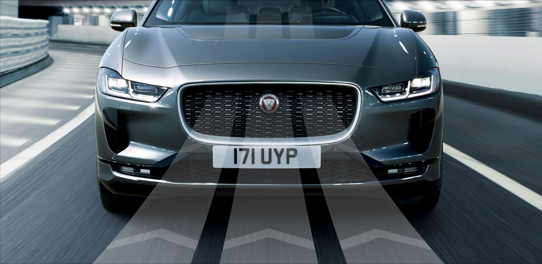 2020 Jaguar I-Pace Update Offers 234 Miles of Range Thanks ...