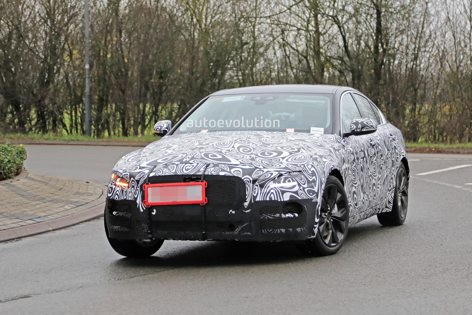 2020 Jaguar Xe Facelift Spied In Detail On Uk Roads