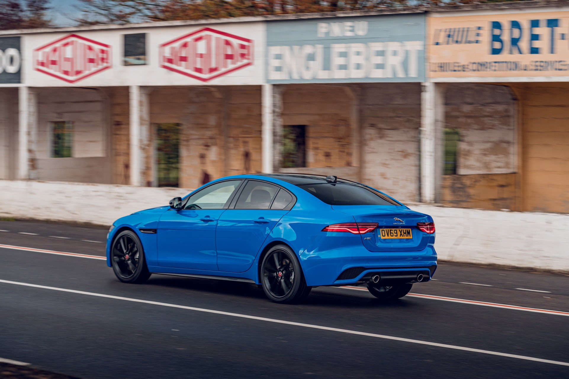 2020 Jaguar Xe Gains Reims Special Edition In The Uk It S