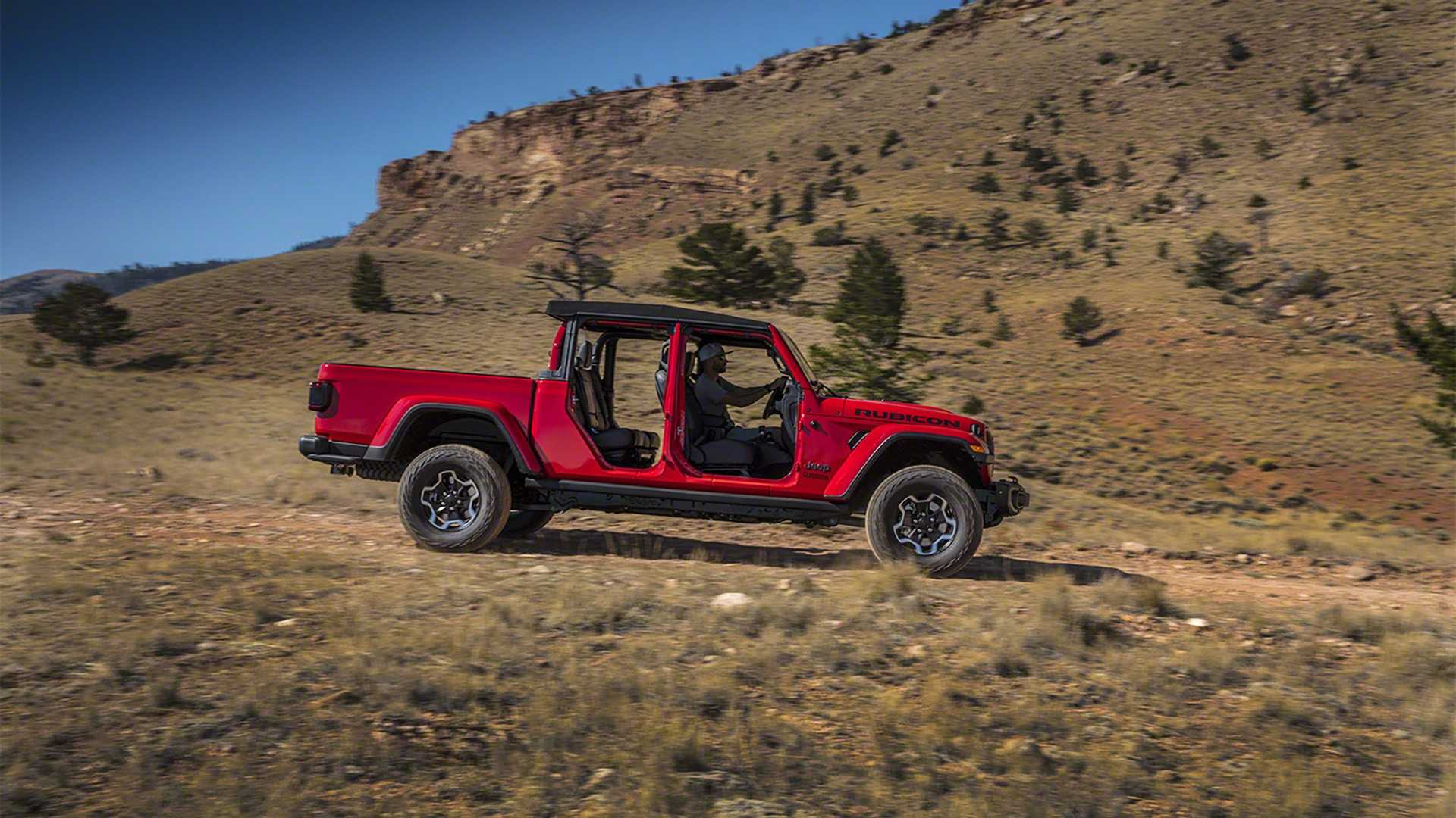 2020 jeep gladiator coming to europe to tease fans at camp