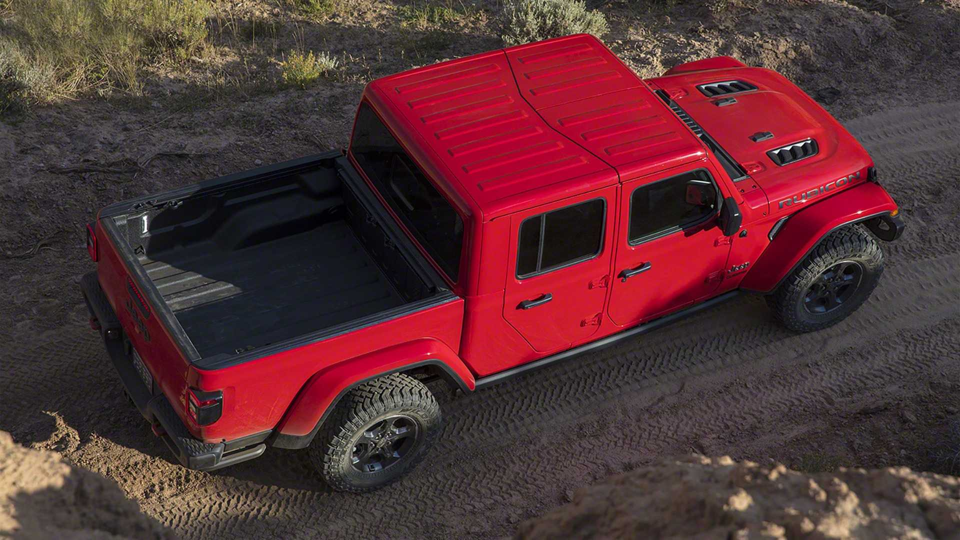 Best 2020 Trucks 2020 Jeep Gladiator Goes Official With Best In Class Towing