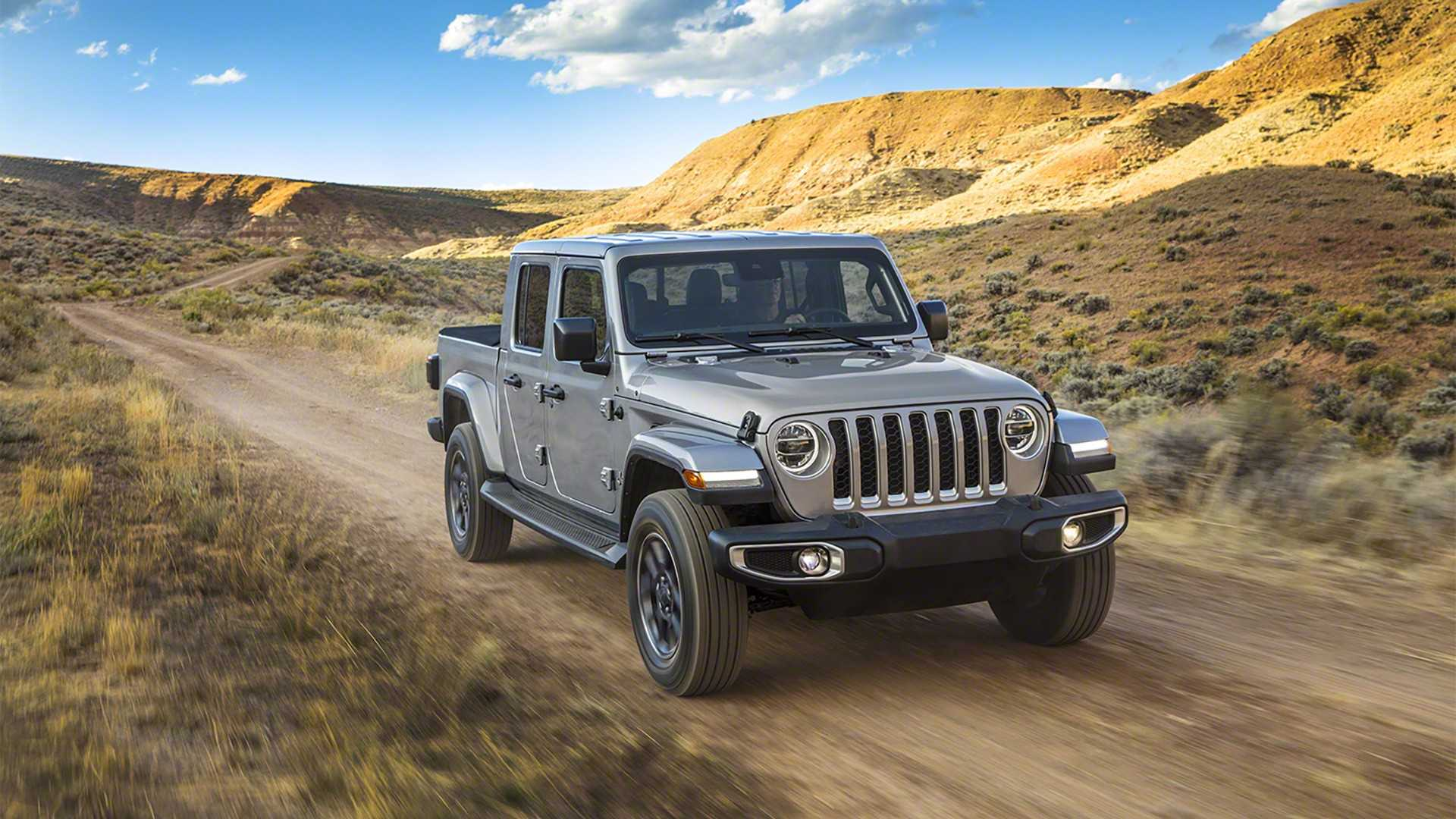 2019 Jeep Wrangler Truck New Cars Upcoming 2020 Flat Bed Gladiator Goes Official With Best In