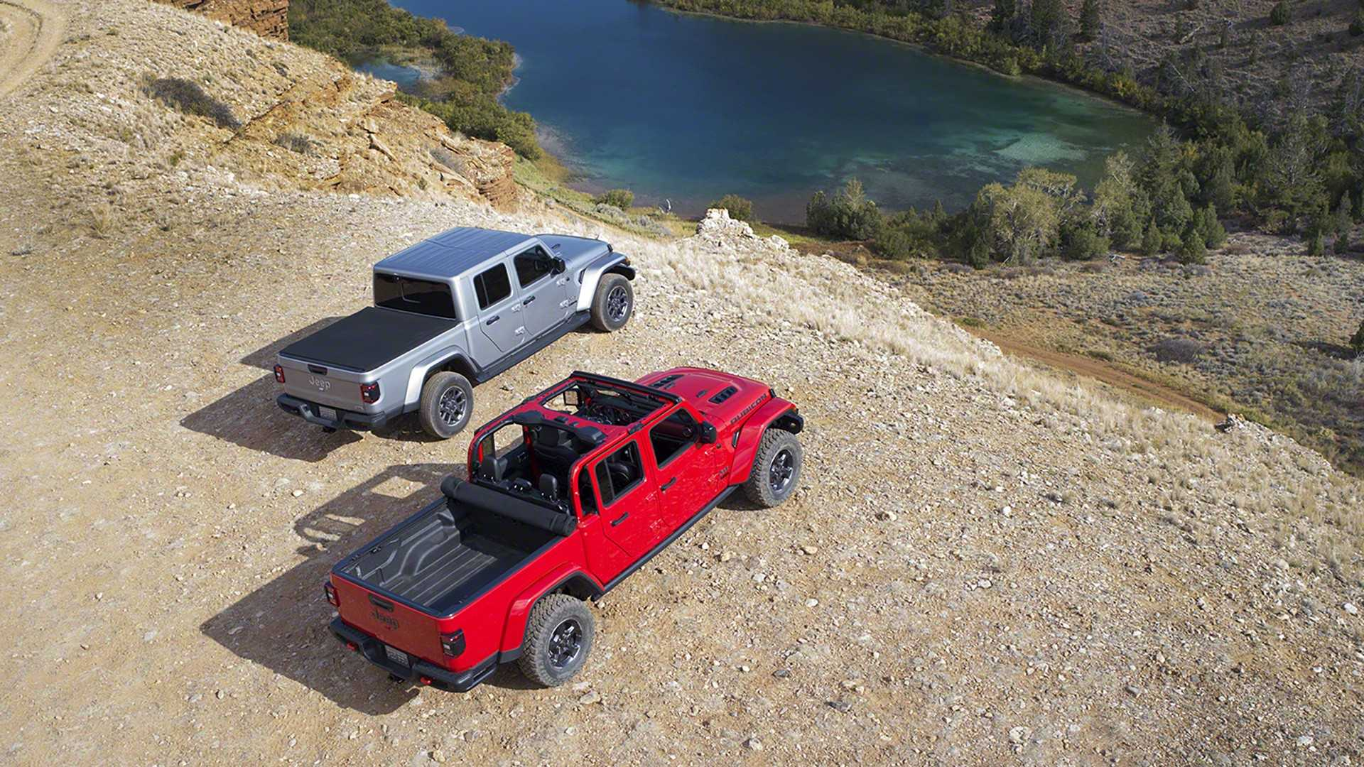 2020 Jeep Gladiator Goes Official With Best-In-Class ...