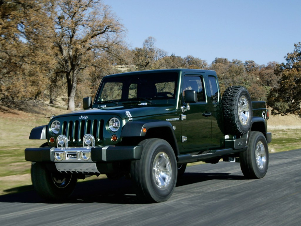 jeep gladiator manual transmission towing capacity