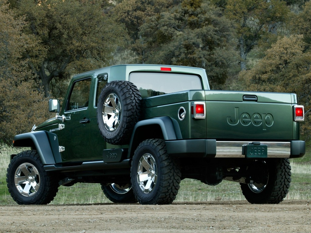 New Jeep Pickup >> Gladiator Shows Up On FCA Media Website As Name Of New Jeep Pickup Truck - autoevolution