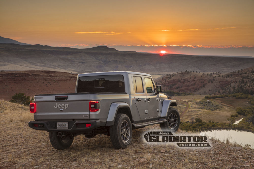 Hennessey Velociraptor 6x6 >> 2020 Jeep Gladiator Pickup Truck Rendered As 6x6 Conversion - autoevolution