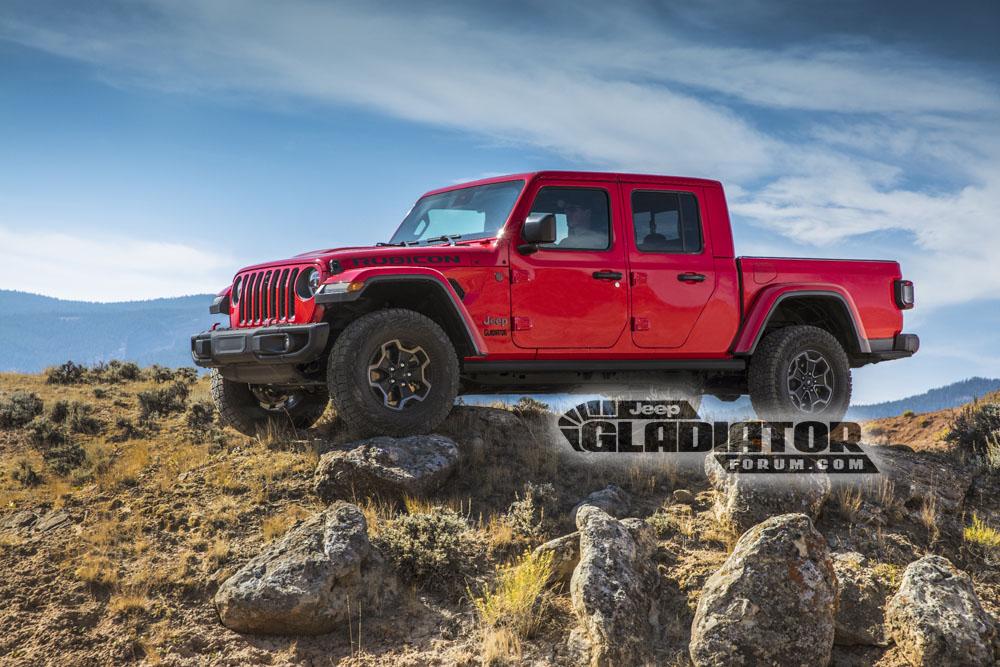 Hennessey Velociraptor 6x6 >> 2020 Jeep Gladiator Pickup Truck Rendered As 6x6 Conversion - autoevolution