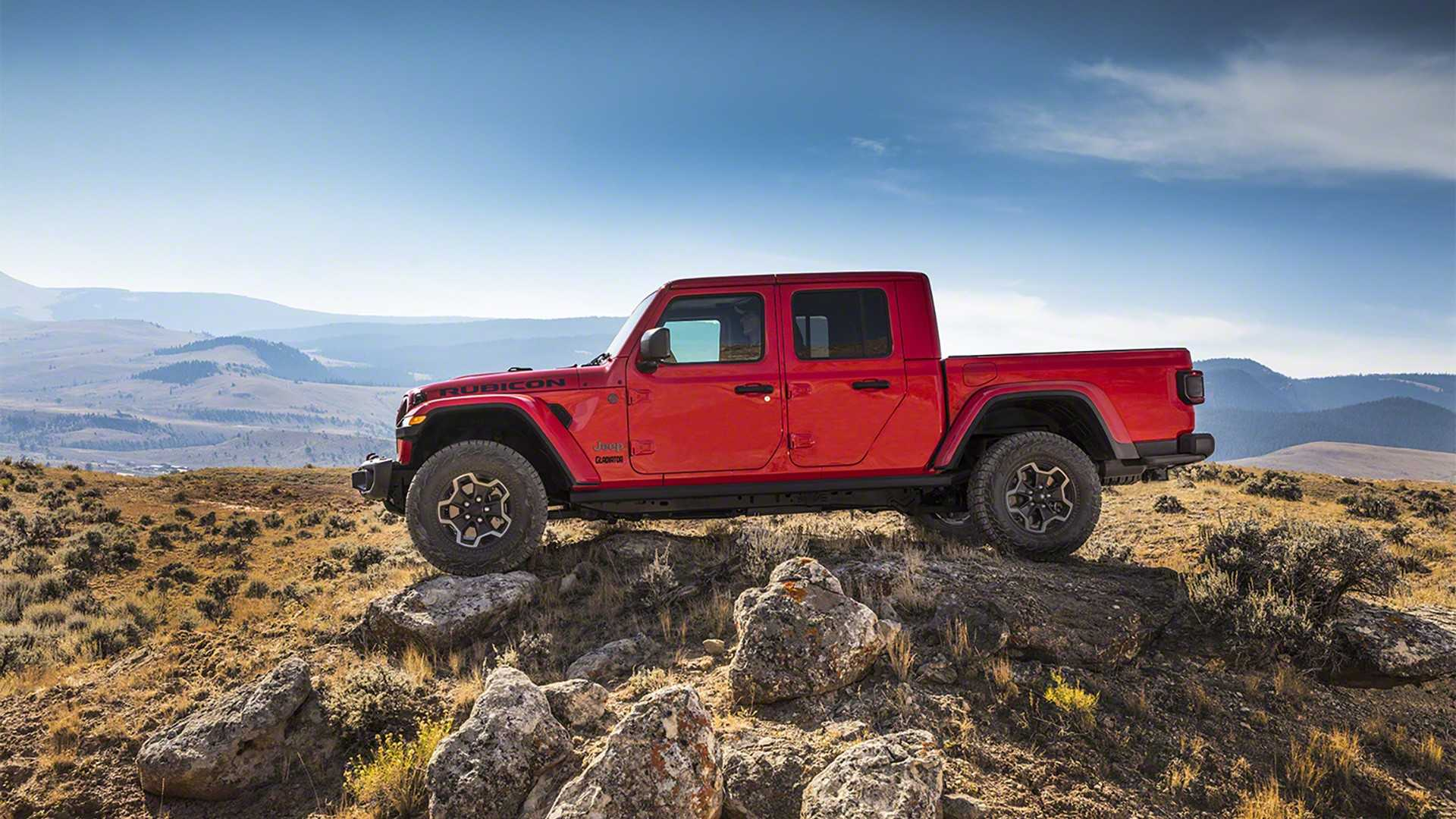 Ram Towing Capacity >> 2020 Jeep Gladiator Goes Official With Best-In-Class Towing Capacity - autoevolution