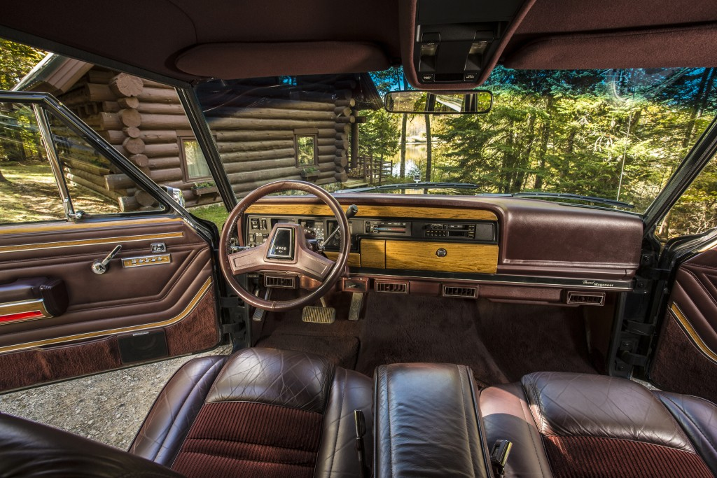 2020 Jeep Grand Wagoneer Described As Super Premium Autoevolution