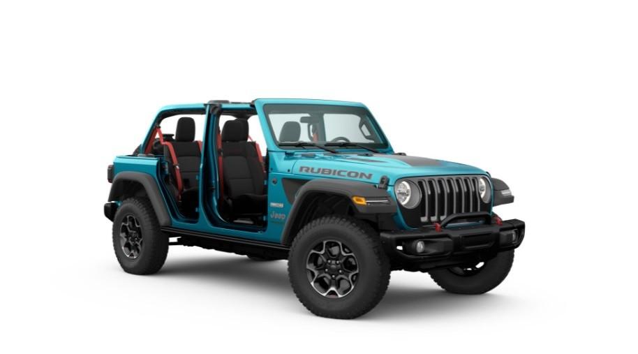 2020 Jeep Wrangler Rubicon Recon Priced at $41,380, Four ...