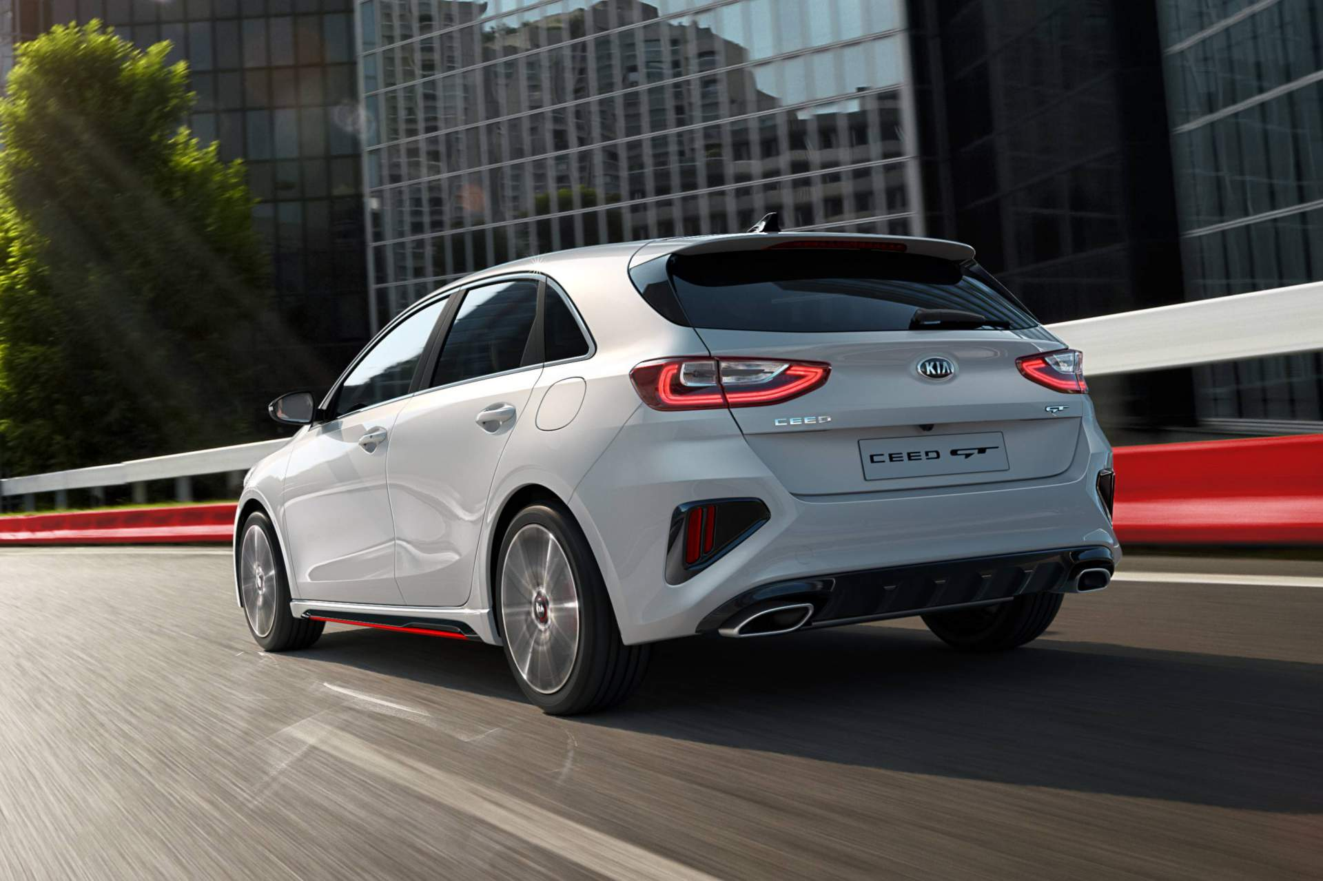 2020 Kia Forte GT Challenges the Volkswagen Jetta GLI - autoevolution