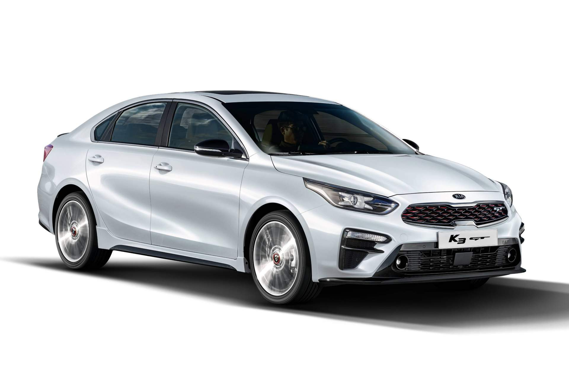 Kia Forte For Sale >> 2020 Kia Forte GT Challenges the Volkswagen Jetta GLI - autoevolution