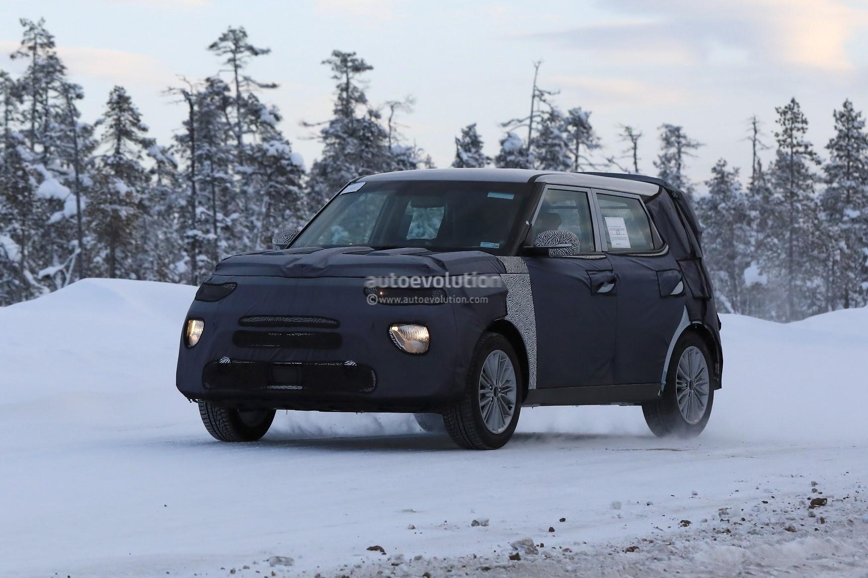 2020 Kia Soul EV To Share Platform With Hyundai Kona ...