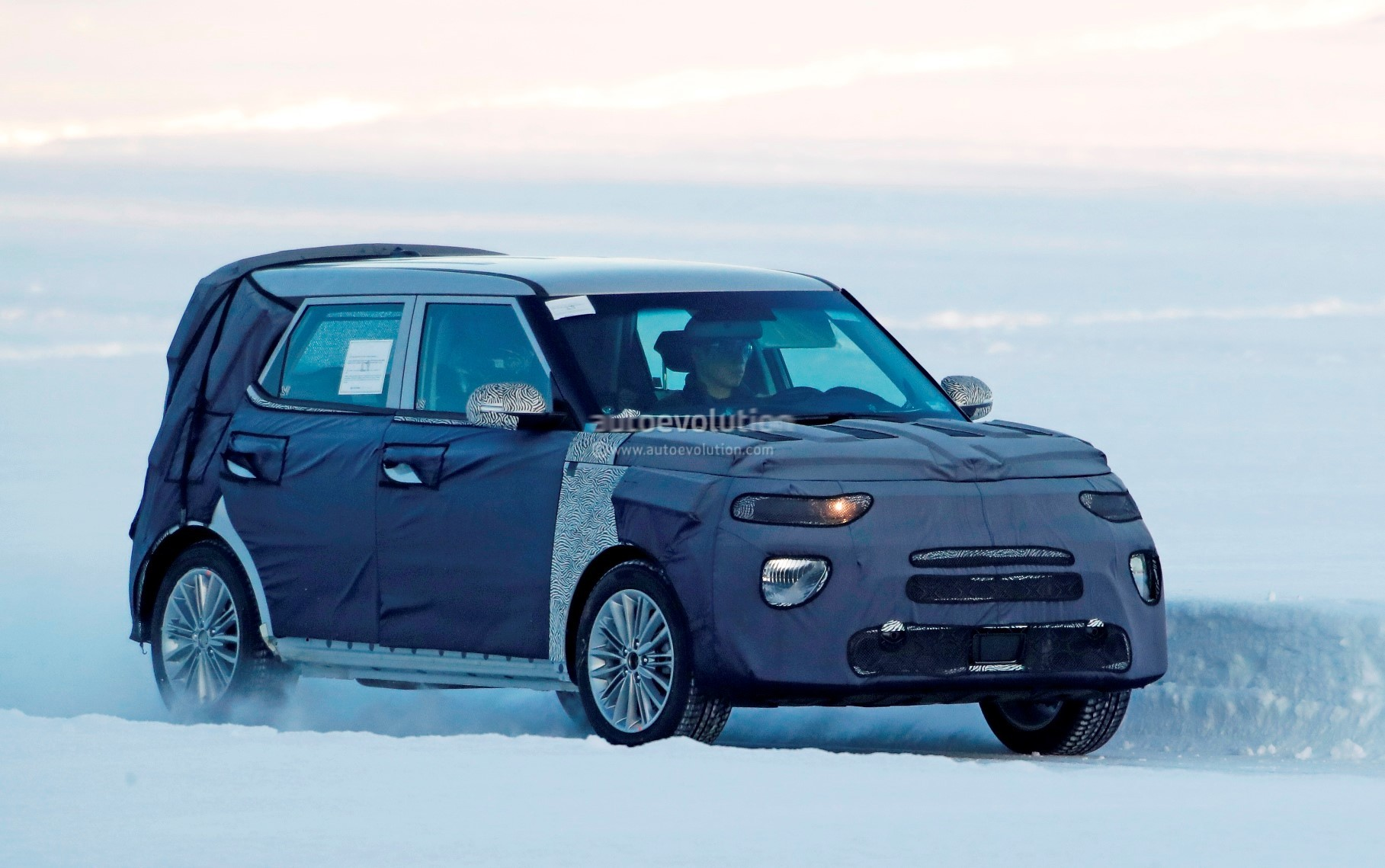 Kia Soul Enhanced Further for 2015 - autoevolution
