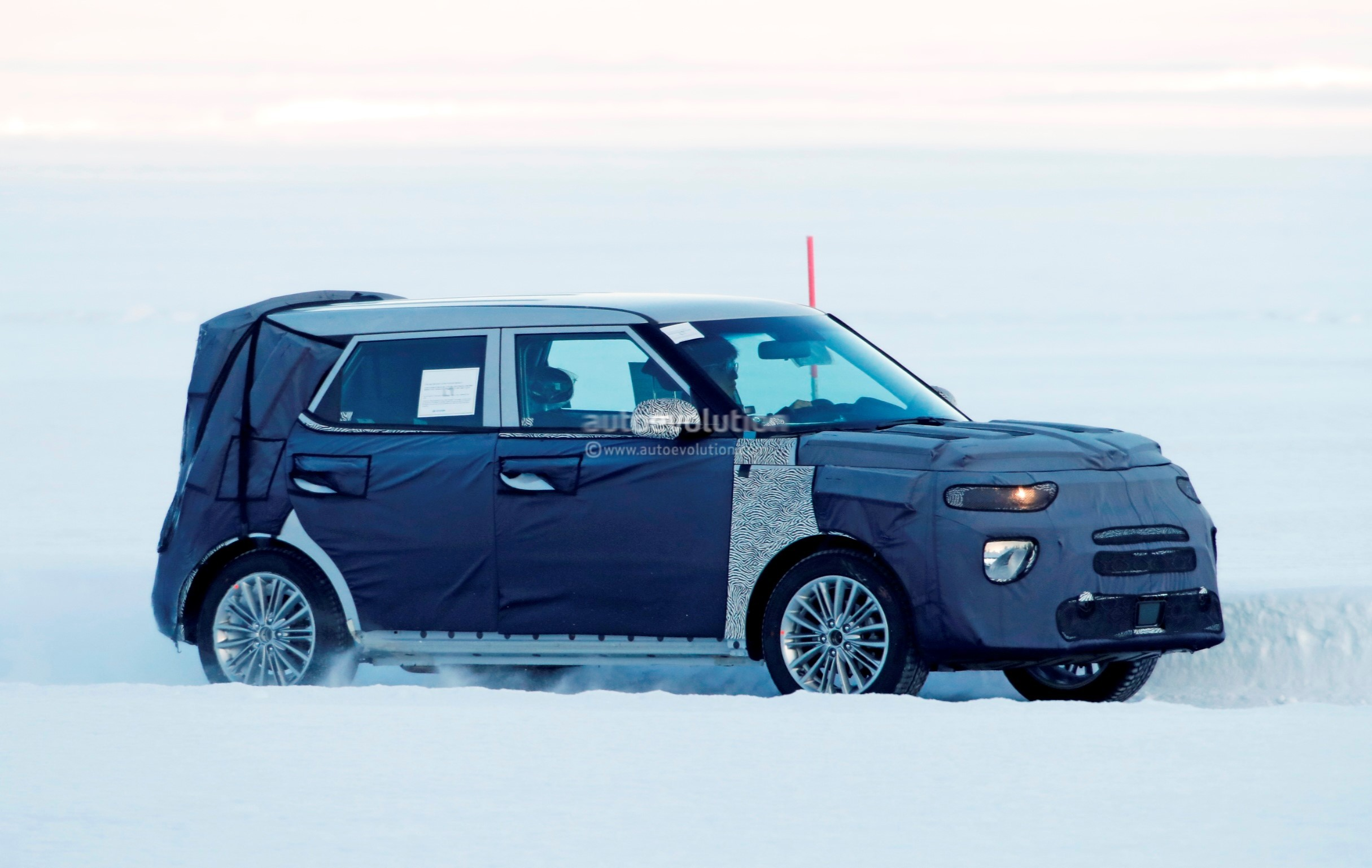 Kia Soul Enhanced Further For 2015 Autoevolution