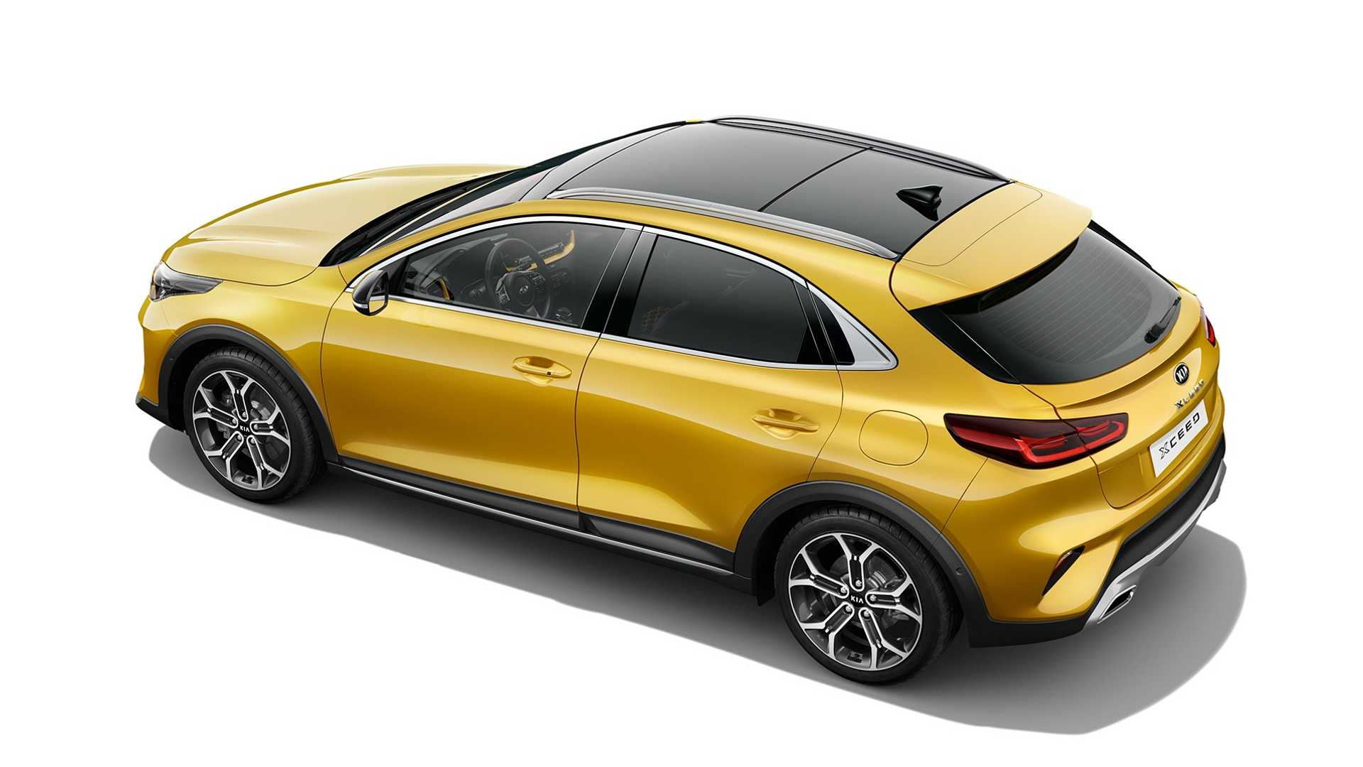Quantum Auto Sales >> 2020 Kia XCeed Debuts Without AWD, But Features Hydraulic ...