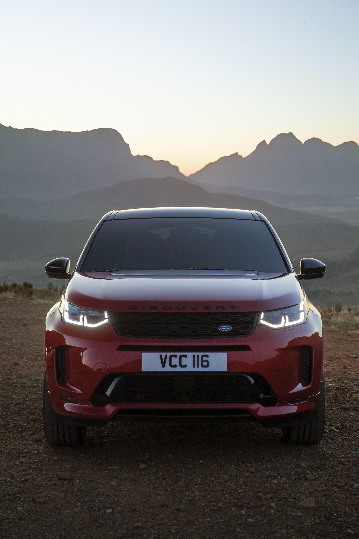 Range Rover Evoque >> 2020 Land Rover Discovery Sport Gets Mild-Hybrid System ...