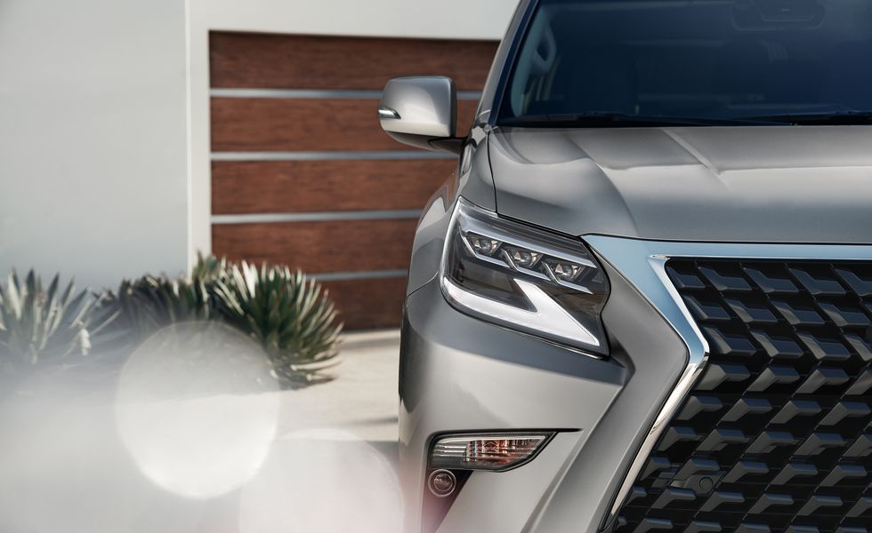 Toyota Safety Connect >> 2020 Lexus GX 460 Introduced With Available Off-Road ...
