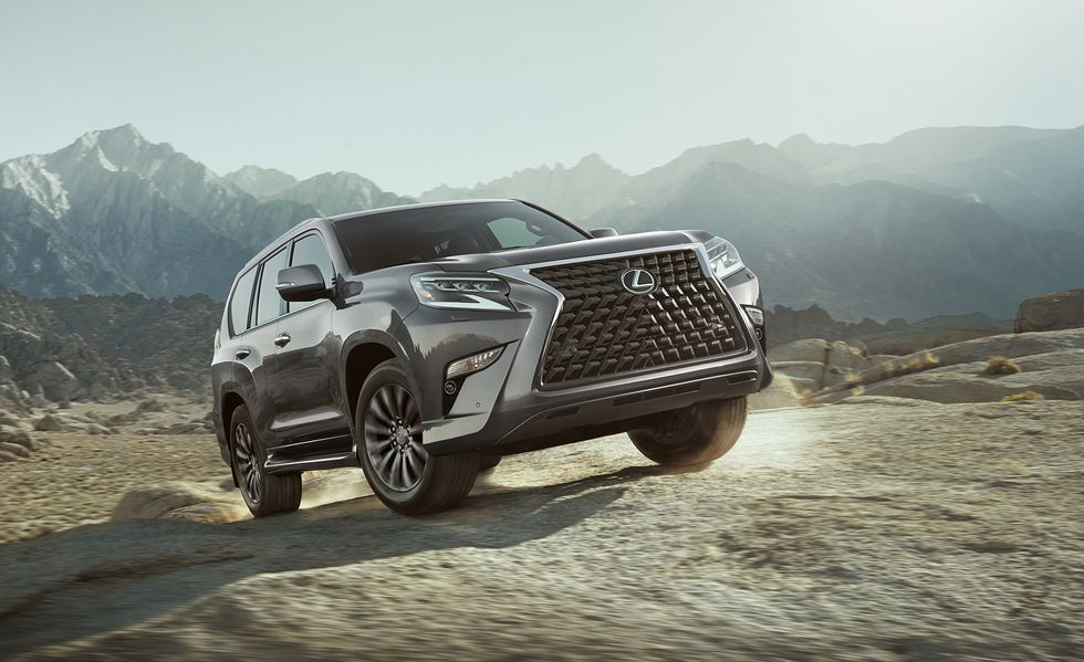 2020 lexus gx 460 introduced with available off-road package