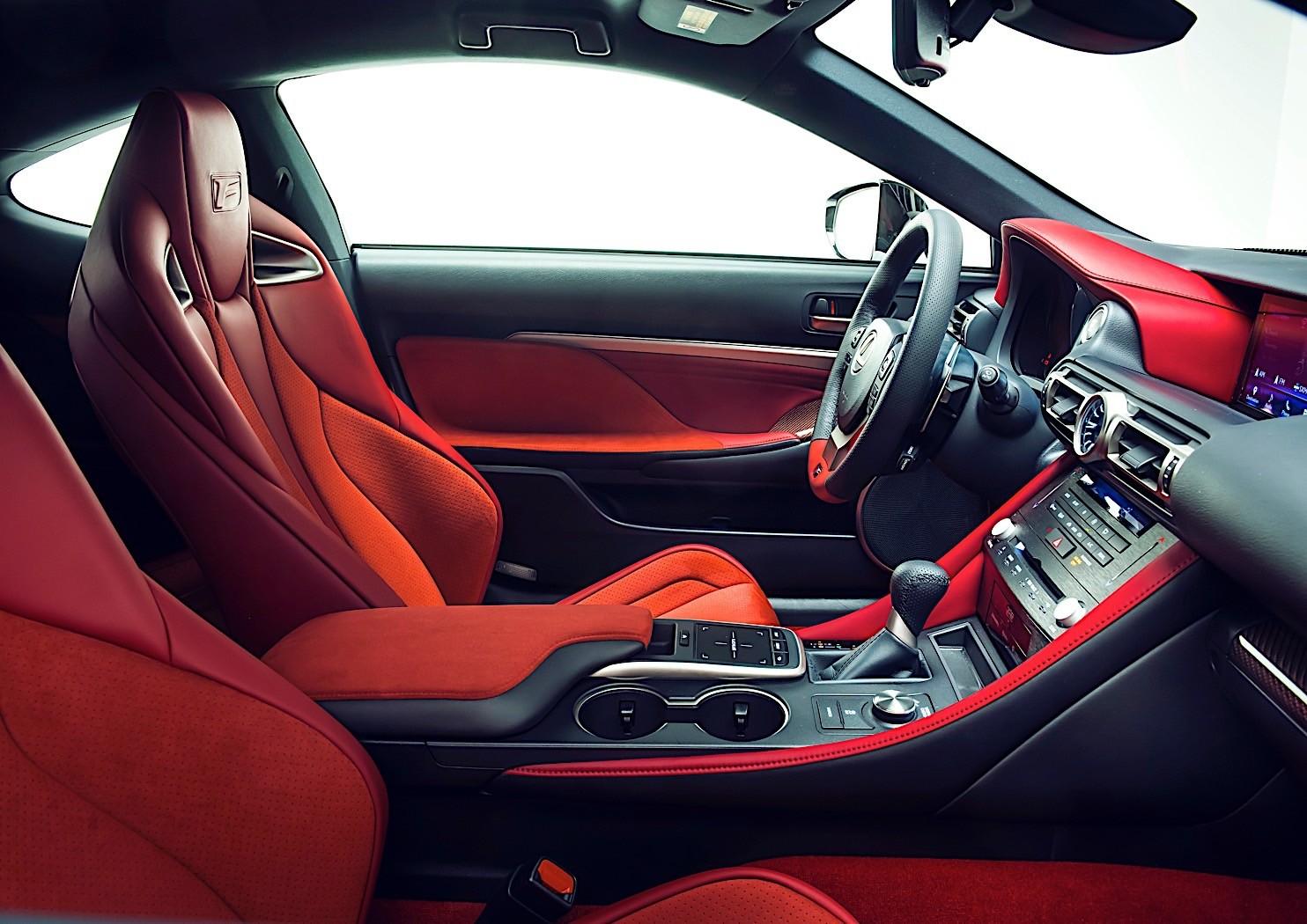Toyota Jan Hot Photos >> 2020 Lexus RC F Readies for Detroit Auto Show Debut with Track Edition - autoevolution