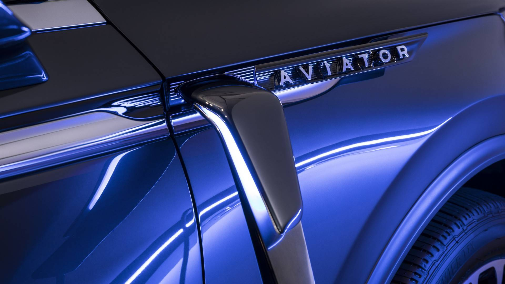2020 Lincoln Aviator Concept Goes Plug-In Hybrid At New York Auto Show - autoevolution